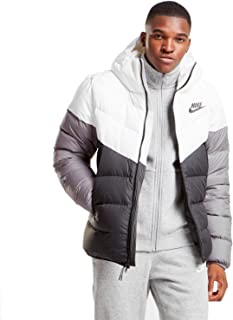 nike men's windrunner down jacket