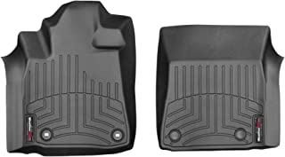 WeatherTech Front FloorLiner for Select Toyota Tundra/Sequoia Models (Black)