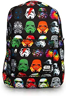 Loungefly x Star Wars Multi Colored Stormtrooper Backpack STBK0030