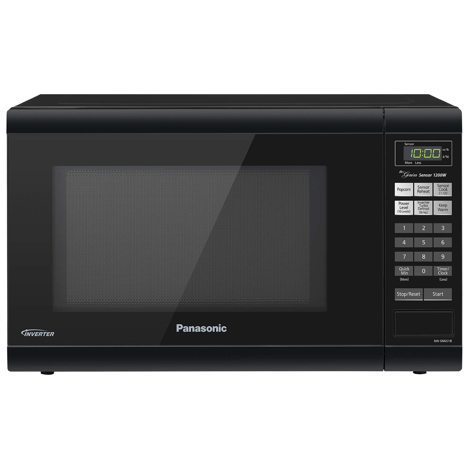 Panasonic Microwave NN SN651B Countertop Technology