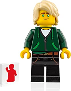 LEGO The Ninjago Movie Minfigure: - Lloyd Garmadon (High School Outfit Stand) 70620