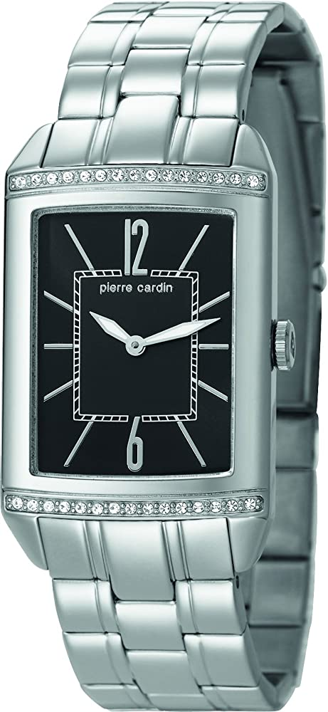 Pierre cardin,orologio da donna,in acciaio inossidabile PC105532F09