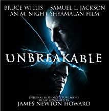 james newton howard unbreakable songs