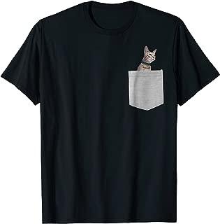 Savannah Cat In Your Pocket Shirt