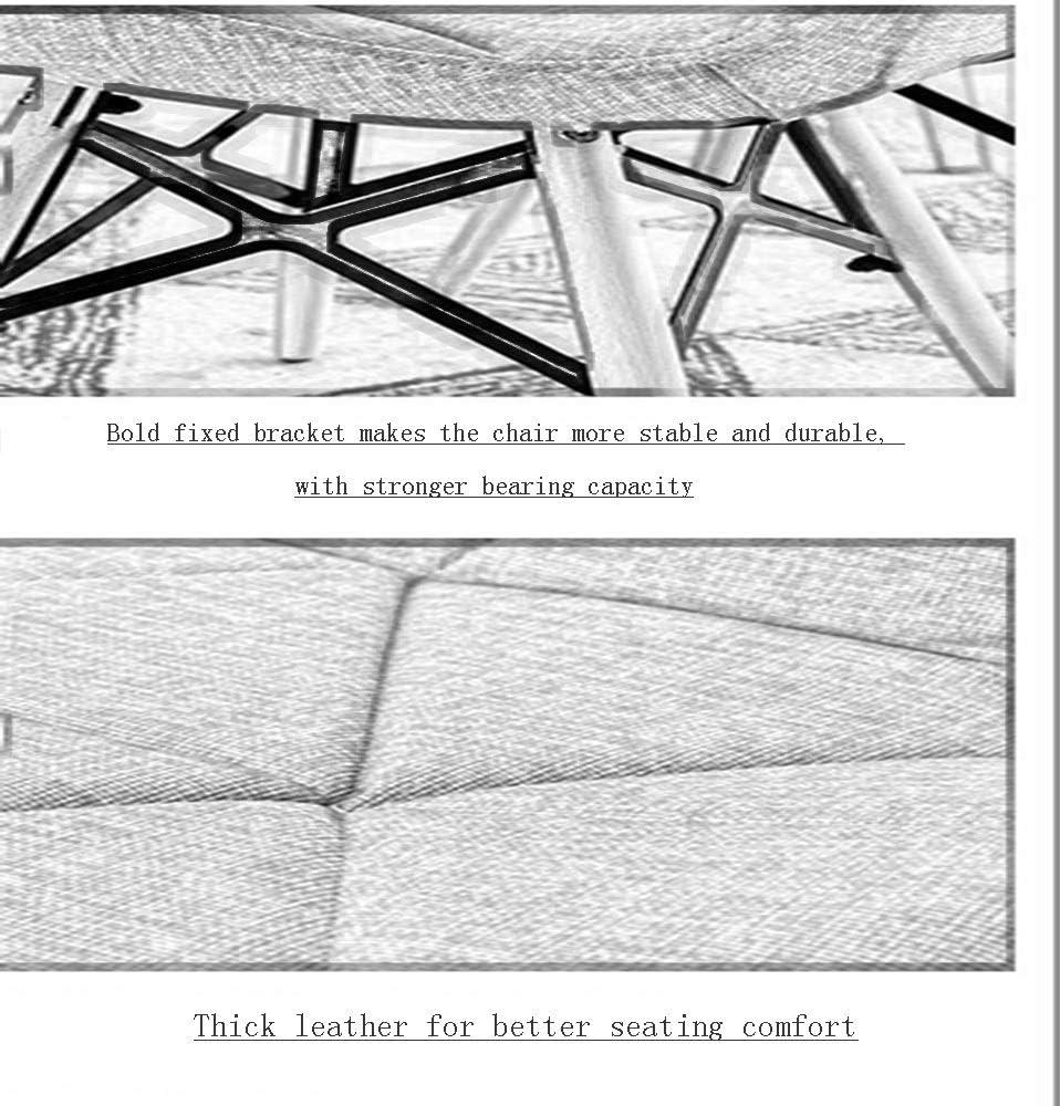 XINHXHE Chaise - Chaise Moderne Minimaliste créative, café, Salle à Manger, Salon, Ordinateur, Chaise Longue (Taille 73X38CM) Chaise (Color : 9) 1