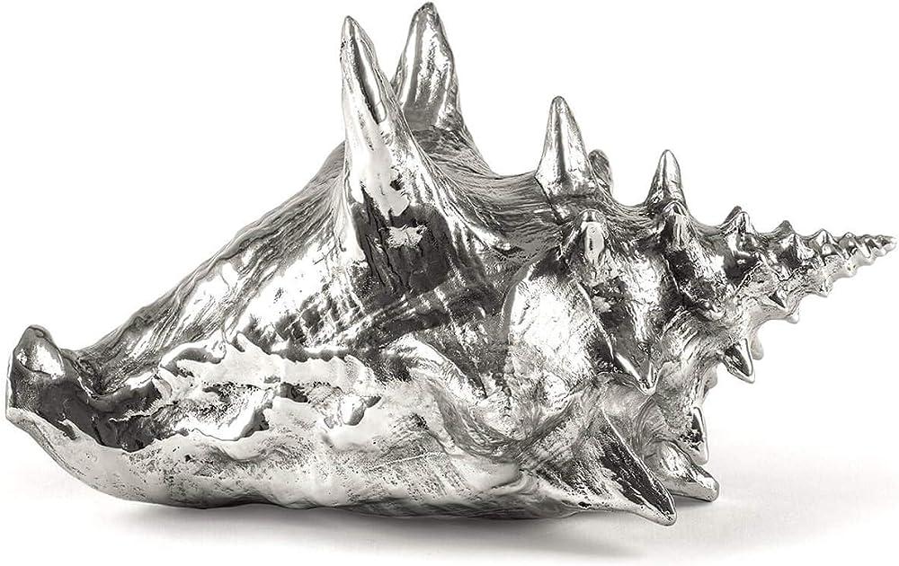 Seletti,diesel living with shell, conchiglia in alluminio 10894