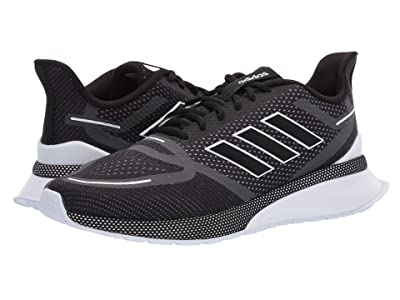 adidas Running Nova Run (Core Black/Core Black/Footwear White) Men