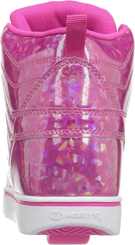 Heelys Men's Fitness Shoes Pink Hologram