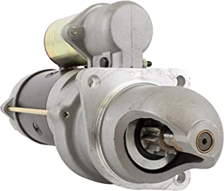 DB Electrical SNK0044 Starter Compatible With/Replacement For Freightliner Fc80 Fl50 Fl60 Fl70 Fl80 5.9 5.9L Cummins 94 95...