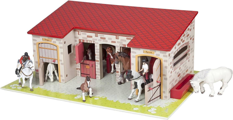 Papo 60102 - Pferdestall, Spielfigur B0036MDO2K Zu verkaufen  | Outlet Online