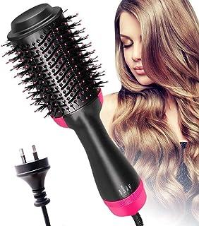 Ausale One-Step Hair Dryer & Volumizer Hot-Air Hair Brushes, Black