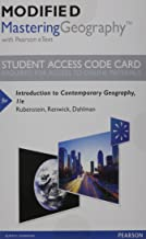 Modified Mastering Geography with Pearson eText -- Standalone Access Card -- for Introduction to Contemporary Geography