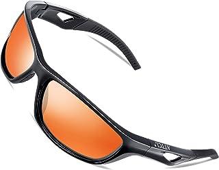 4f76e31df1b4 ATTCL Men s Sports Polarized Sunglasses Sports Glasses for Men Cycling  Driving Golf