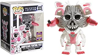 Funko Pop! Games: FNAF Sister Location- Jumpscare Funtime Foxy-Collectible Figure - Summer Convention Exclusive