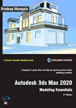 Autodesk 3ds Max 2020: Modeling Essentials, 2nd Edition