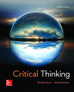 Loose Leaf for Critical Thinking with Connect Access Card 12th Edition