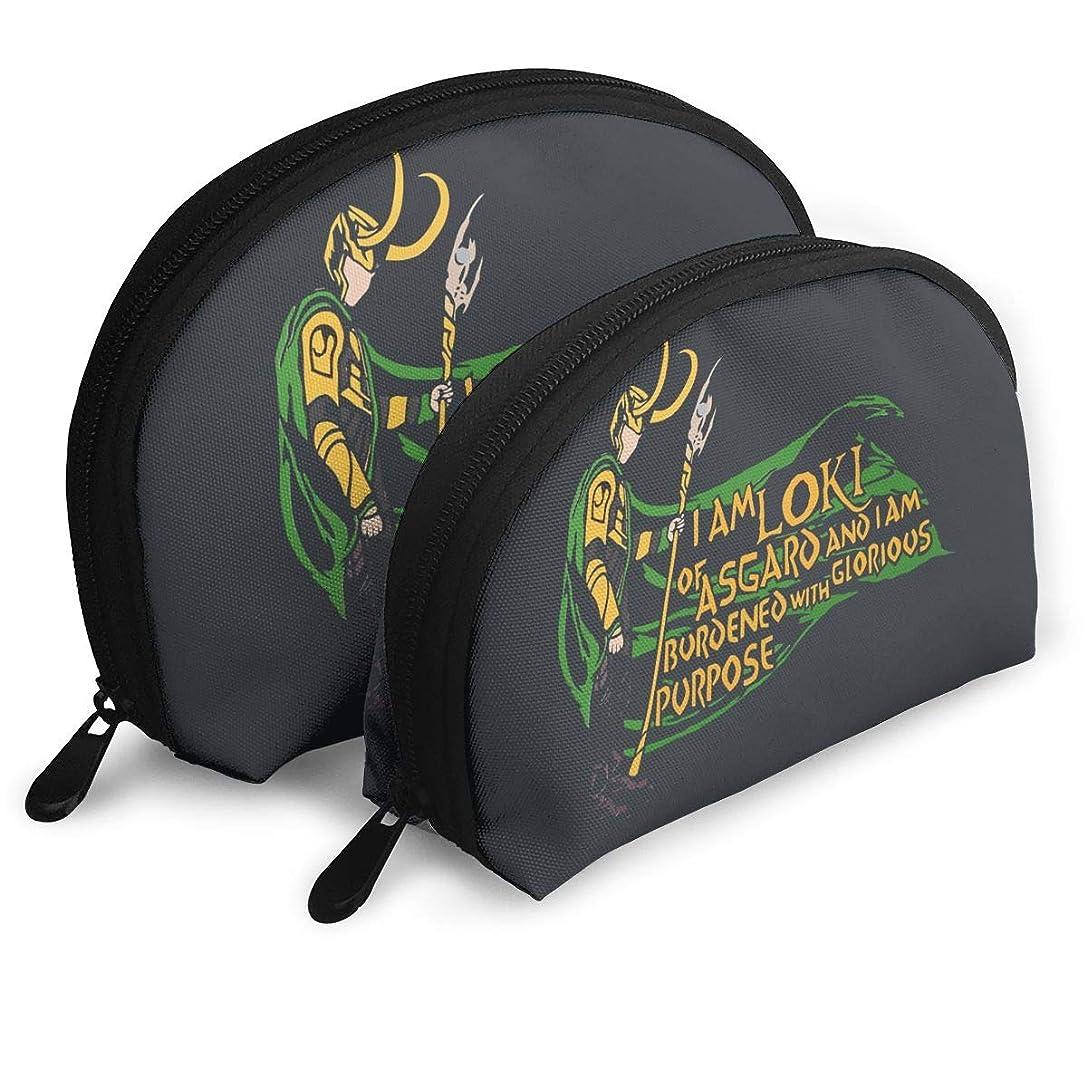 収納ポーチ コスメ袋 シェル型 親子ポーチ 小物入れ Hidorusuton Loki ヒドリツトン ロキ 品質保証 軽い 大容量 普段使い アウトドア 運動 機能的 贈り物