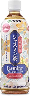 Ito En Jasmine Green Tea, Unsweetened, 16.9 Ounces (Pack of 12)