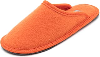 Le Clare Women's Stella Italian Boiled Wool Slipper