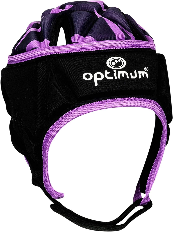 Optimum Razor Adult Rugby League Cap Headguard Scrum 2021new shipping Sale Special Price free Black Union