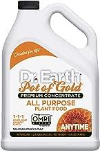Dr. Earth Pot of Gold All Purpose Liquid Fertilizer 1 Gallon