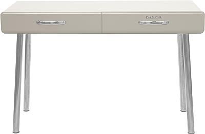 TENZO Schreibtisch, Holz, 76 x 120 x 50 cm, warm Grey