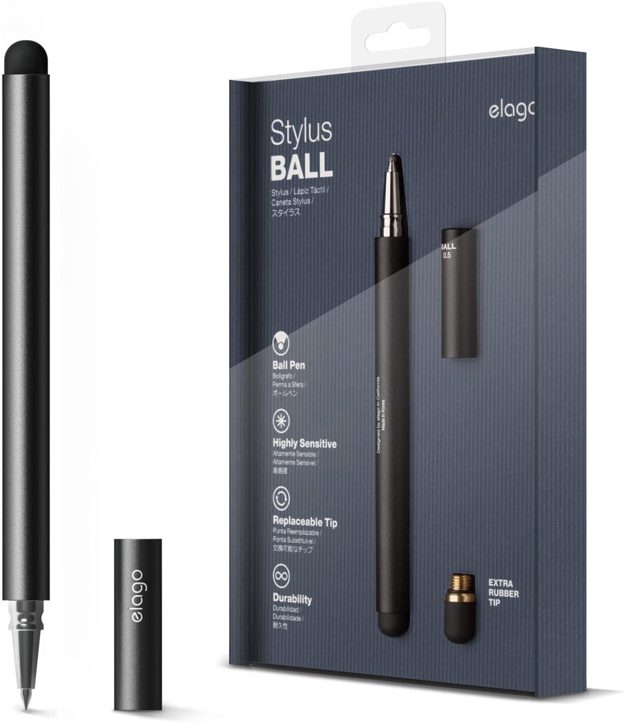 elago Stylus Ball Black - It is very popular Popular standard Pen Ballpoint Aluminum Premium R