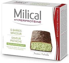 Milical 6 Slimming Bars – Flavour Pistachio Estimated Price : £ 12,90
