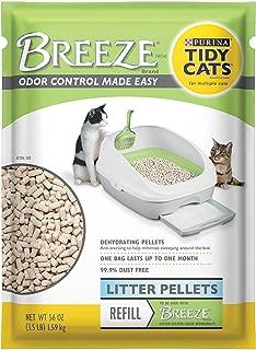 Tidy Cats Purina Breeze Cat Litter Pellets Refill for Multiple Cats