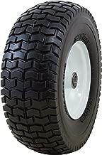 Marathon Tires Flat-Free Lawn Mower Tire - 3/4in. Bore, 13 x 5.00-6in.