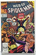 Web Of Spider-Man #59 NM Marvel Comics CBX1V