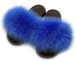 Fun-boutique Pantuflas de Verano para Mujer Antideslizantes y esponjosas para Mujer, Pantuflas de Felpa