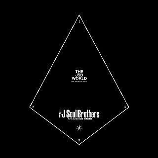 【メーカー特典あり】THE JSB WORLD(AL3枚組+Blu-ray Disc2枚組)(オリジナル・ポスターカレンダー - 4月始まりカレンダー / B2サイズ / メンバー集合絵柄 1種-  付)