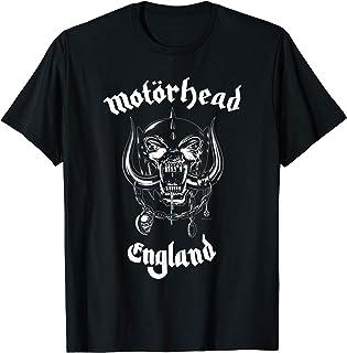Motorhead Official Motörhead - England T-Shirt