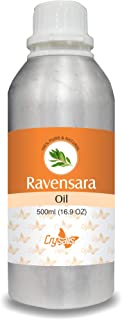 Crysalis Ravensara Oil 100% Natural Pure Undiluted Uncut Essential Oil 500ml