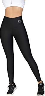 Colombian Leggings High Waist, Compression, Anti Cellulite, Tummy Control, Workout Women Premium Fiber XS - M