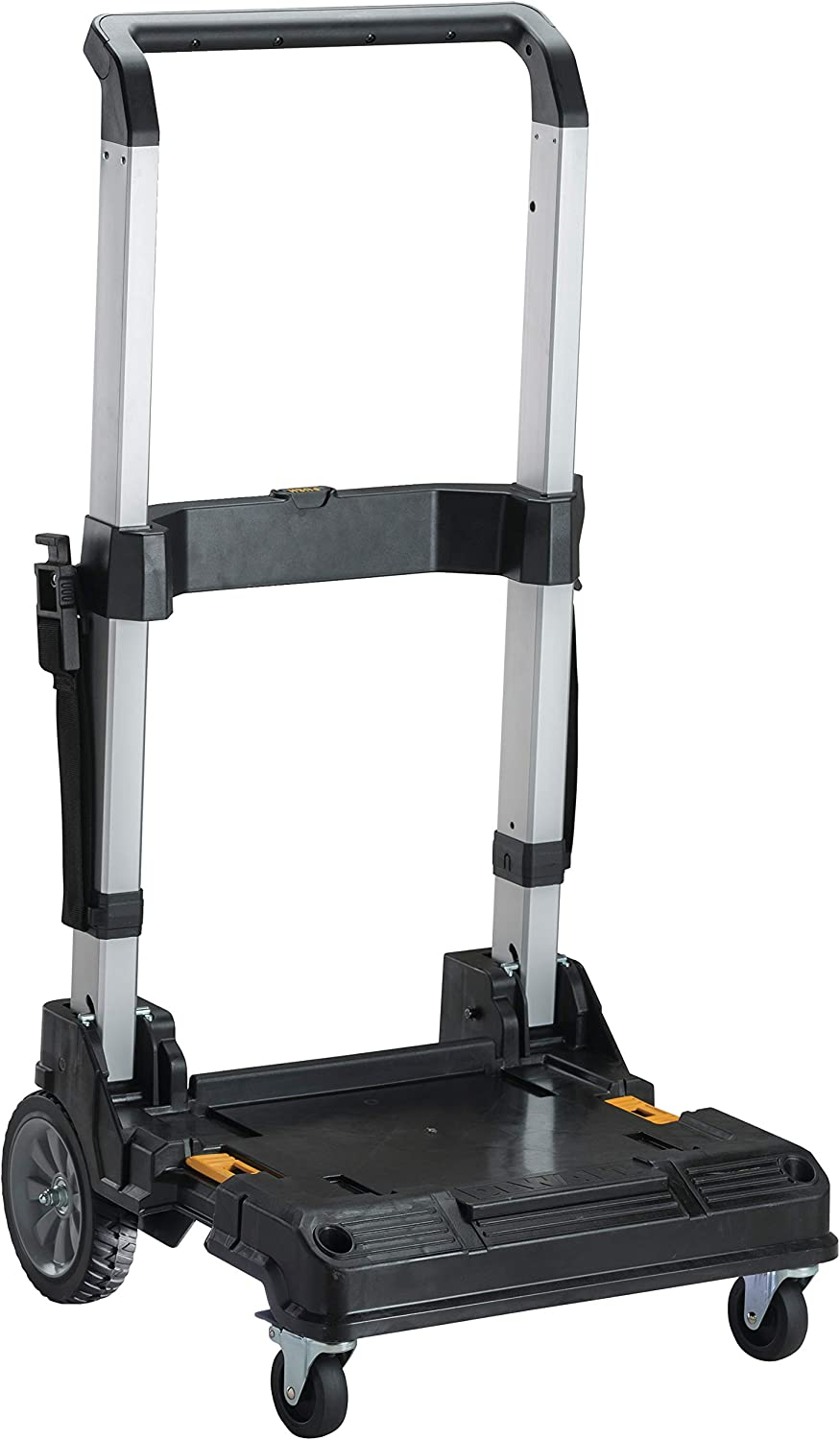 DEWALT TSTAK A surprise price is realized Trolley Cart with Handle 360° Capacity Swivel San Francisco Mall