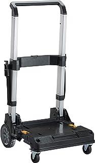 DEWALT TSTAK Trolley Cart with Handle, Swivel 360°, Capacity of Up to 200 lbs (DWST17888)