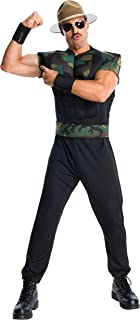 WWE Adult Sgt Slaughter Costume