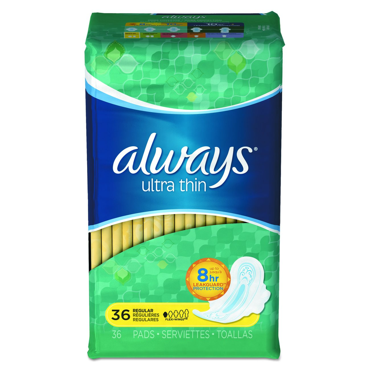 Always Easy-to-use 30656 Ultra Thin Same day shipping Pad of Pack Regular 216