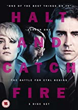 Halt & Catch Fire - Complete First Season [Reino Unido] [DVD]