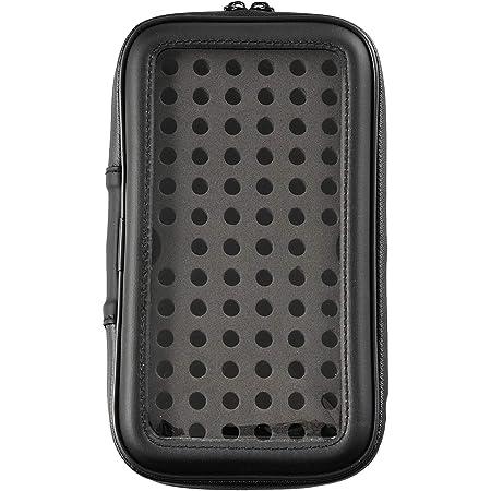 デイトナ バイク用 スマホケース XL リジット iPhone11/Xs/Xs Max/XR/SE2(第2世代)対応 内寸168x89x20mm 94805 ブラック