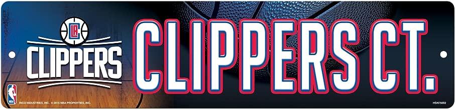 NBA Philadelphia 76Ers High-Res Plastic Street Sign
