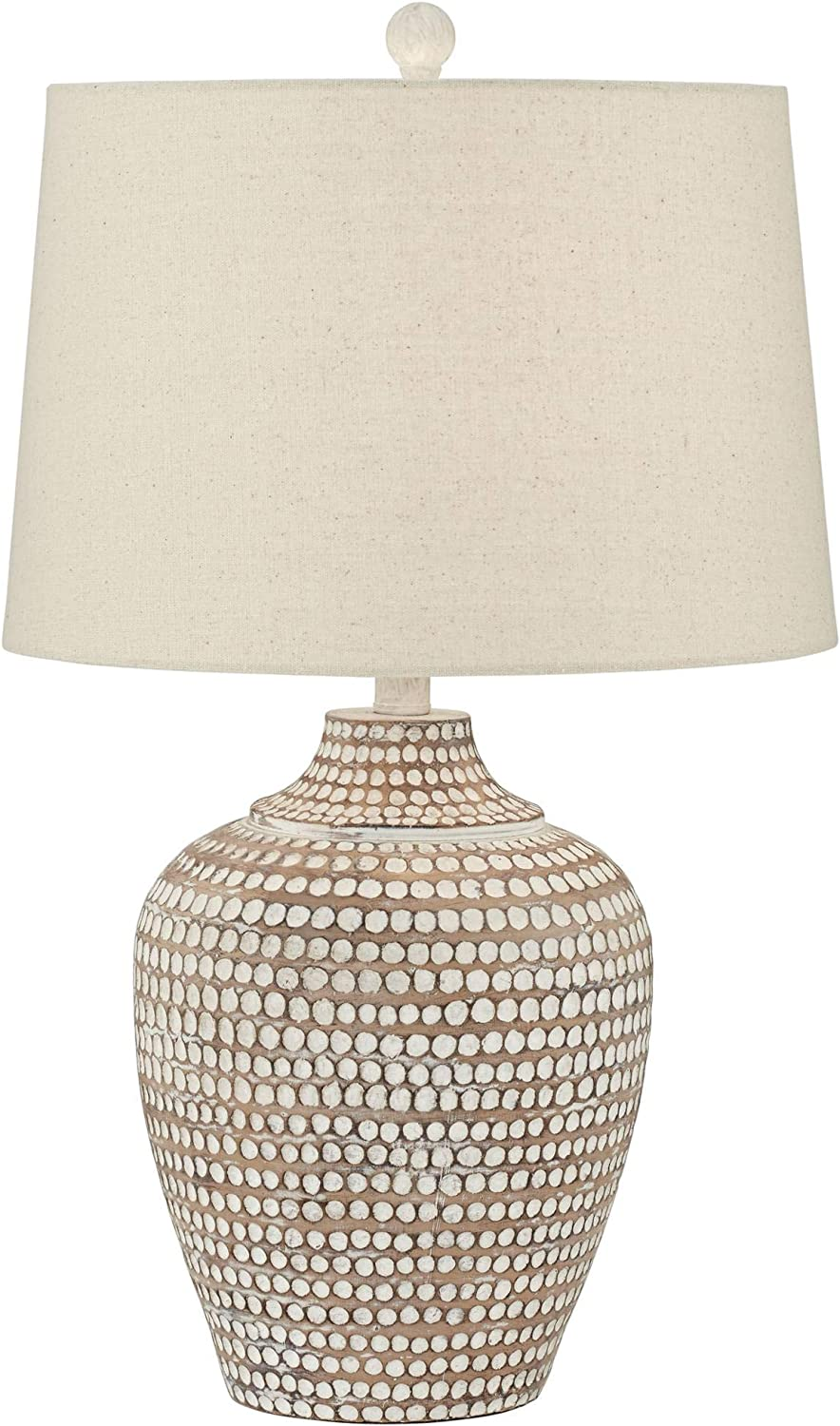 Alese Be super welcome Neutral Earth Polka Jug excellence Table Lamp Dot
