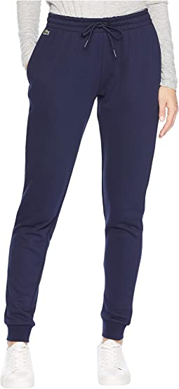 Fleece Drawstring Sweatpants