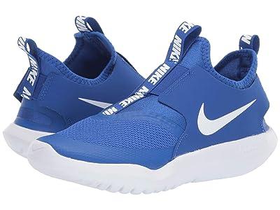 Nike Kids Flex Runner (Little Kid) (Game Royal/White/Blue Lagoon) Kids Shoes