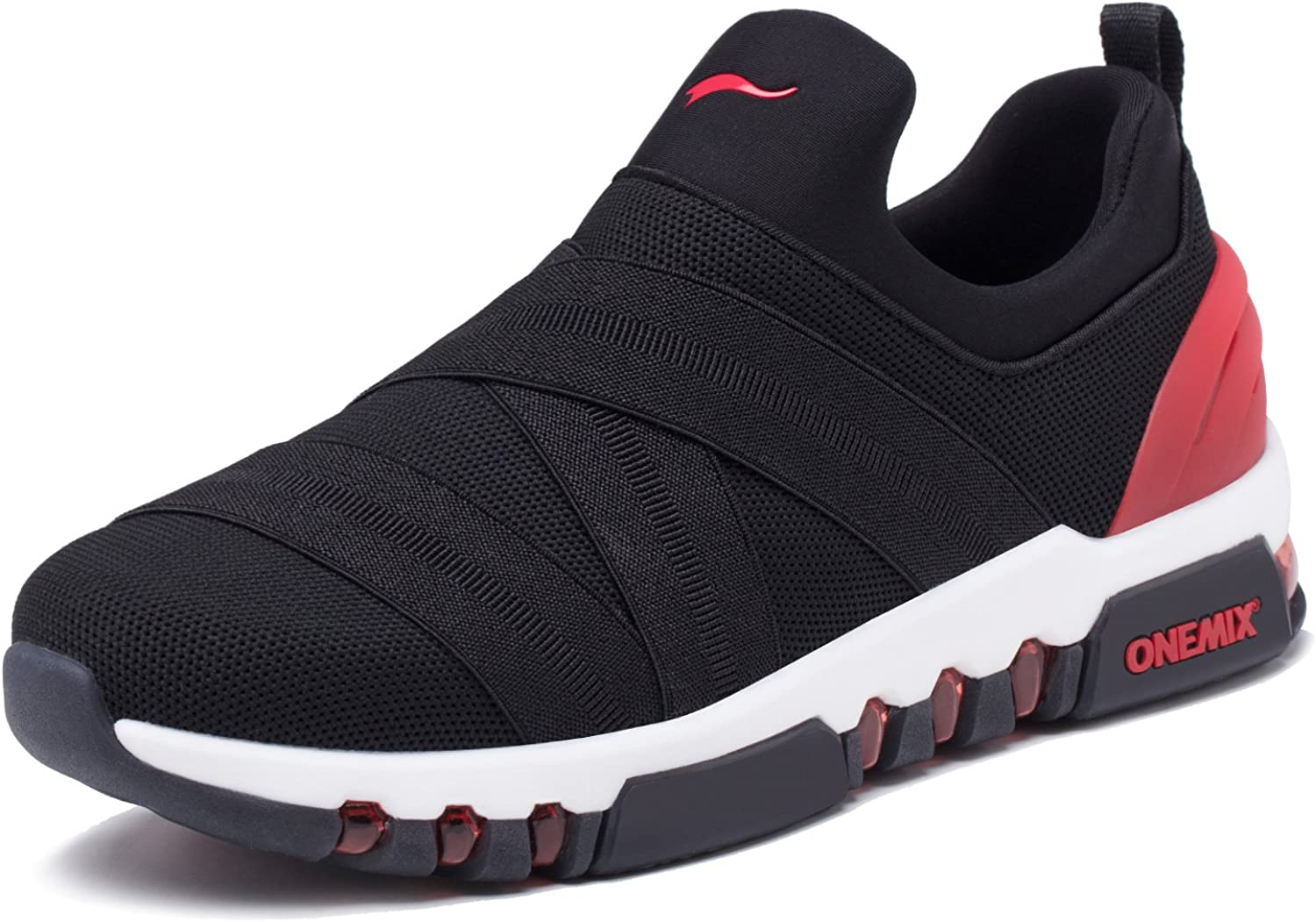 ONEMIX Mens Fashion Sneakers Walking shoes Air Cushion Breathable shoes