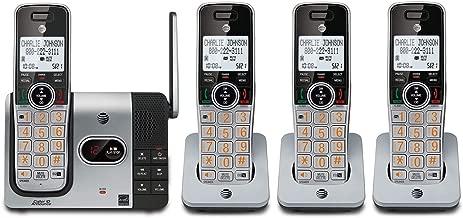 at&t 4 handset phone