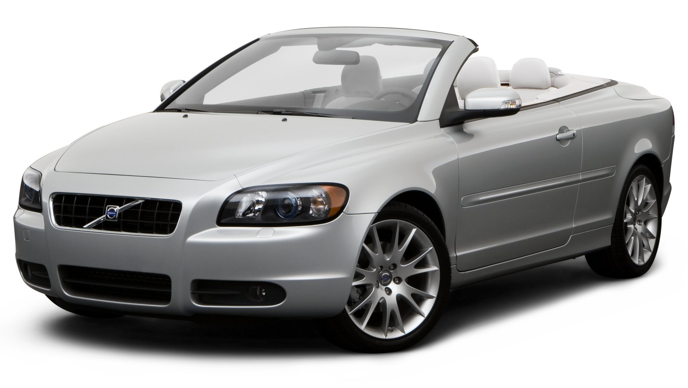 ... 2008 Volvo C70, 2-Door Convertible Automatic Transmission ...