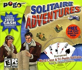Pogo Solitaire Adventures (輸入版)